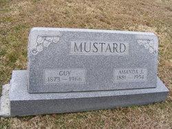 Amanda J. Mandy <i>Mossbarger</i> Mustard