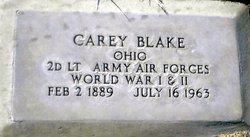 Carey Blake