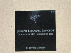 Joseph Emanuel Joey Lanclos, Sr
