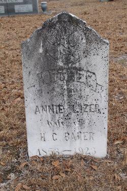 Annie Lizer Baker