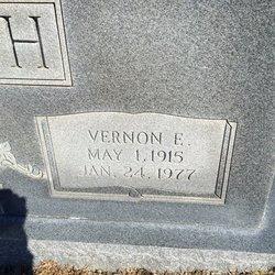 Vernon Elvert Parrish