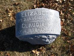 Claudia M Spencer