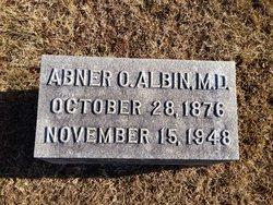 Dr Abner Osbourne Albin