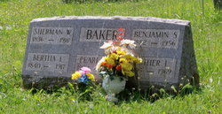 Benjamin S Baker