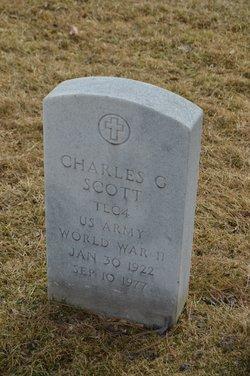 Charles G Scott