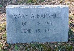 Mary Ann <i>Dawes</i> Barnhill