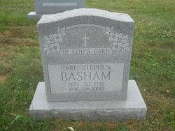 Earl Thomas Basham