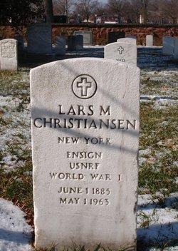 Lars M Christiansen