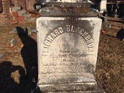 Richard Scott Blackburn Washington