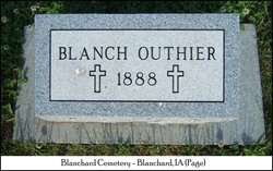Blanch Outhier