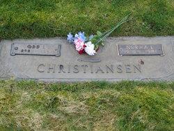 Odd E Christiansen