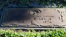 Lillian S Lewis