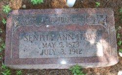 Sentha Ann Haws