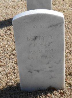 Betty D Guyse
