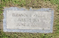 Eleanor C. <i>Bradley</i> Ayoob