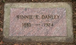 Winnie Katherine <i>Pearl</i> Danley