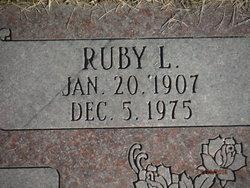 Ruby Laverne <i>Harrison</i> Adams