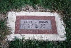 Betty L Brown
