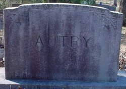 Lura Dean <i>Whitaker</i> Autry