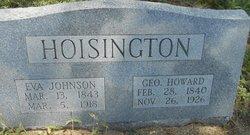 Eva <i>Johnson</i> Hoisington