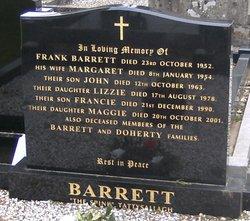 Francis Frank Barrett