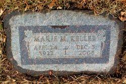 Marie <i>Gall</i> Keller