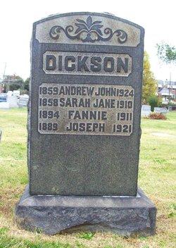 Fannie Dickson