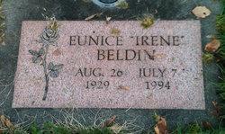 Eunice Irene Irene <i>Fortner</i> Beldin