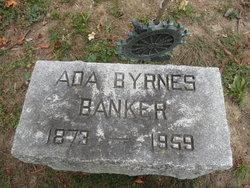 Ada <i>Byrnes</i> Banker