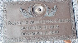 Frances Moulton Green