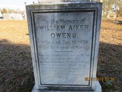 William Aiken Owens