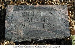 Ruth Ellen Adkins