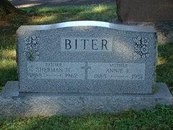 Annie Ellen <i>Parrish</i> Biter