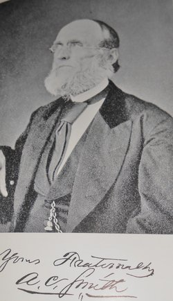 Judge Abner Comstock Ac Smith