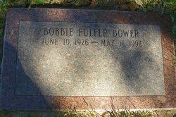 Eddie Bob Bobbie <i>Fulfer</i> Bower