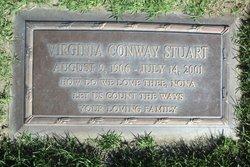 Virginia Bushman <i>Conway</i> Stuart