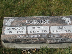 Ruby Elbert <i>Ruf</i> Earnest