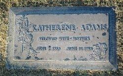 Katherene <i>Atwood</i> Adams