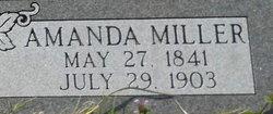 Amanda <i>Miller</i> Long