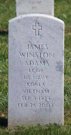 James Winston Adams