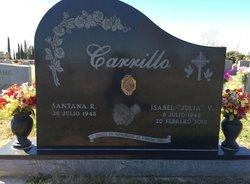 Isabel  Julia  Julia <i>Villa</i> Carrillo