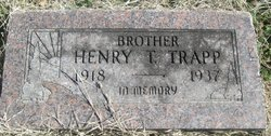 Henry T. Trapp