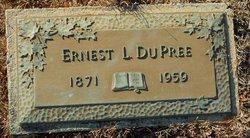 Ernest Lawson Dupree