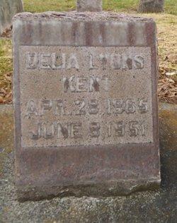Delia <i>Lyons</i> Kent
