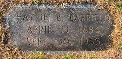 Hattie <i>Braddy</i> Barfield
