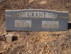 Nettie Emmaline <i>Rigsby</i> Grant