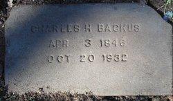 Charles Henry Backus