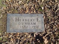 Herbert Edward Dunham