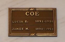 Lucia Emma <i>Stall</i> Coe