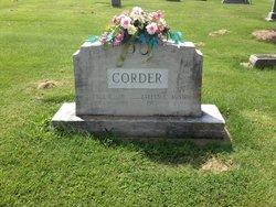 Evelyn <i>Corder</i> Austin